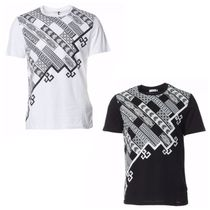 ☆Versace Collection☆Print Roundneck Tee