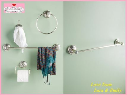 Anthropologie DIY・工具 最安値保証*関税送料込【Anthro】Fluted Towel Bar