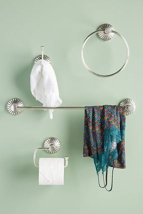 Anthropologie DIY・工具 最安値保証*関税送料込【Anthro】Fluted Towel Bar(5)