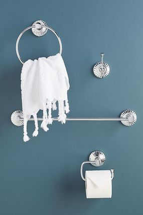 Anthropologie DIY・工具 最安値保証*関税送料込【Anthro】Fluted Towel Bar(6)