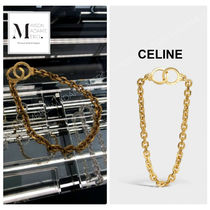 【CELINE】主役に☆《Triomphe》チェーンネックレス◆安心追跡付