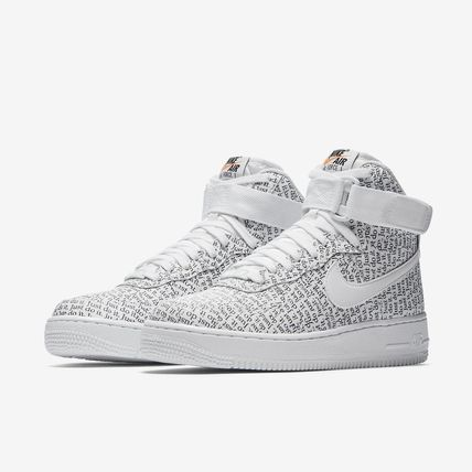 ★NIKE★AIR FORCE 1★ハイカット&Just Do Itロゴ: 24.5-30.0cm
