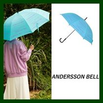 【ANDERSSON BELL】ANDERSSON UV BLOCKING UMBRELLA(MINT BLUE)