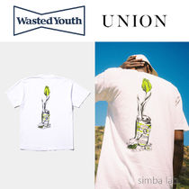 Union × Wasted Youth 1stAnniv T-shirt 半袖Tシャツ WT
