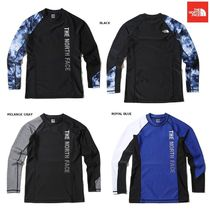 【新作】 THE NORTH FACE ★ 大人気 ★ M'S NEW WAVE RASHGUARD