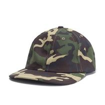 The Kylie Shop CAMO DAD キャップ
