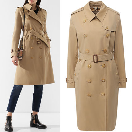 Burberry トレンチコート BB197 THE LONG KENSINGTON HERITAGE TRENCH COAT