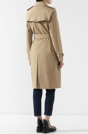 Burberry トレンチコート BB197 THE LONG KENSINGTON HERITAGE TRENCH COAT(3)