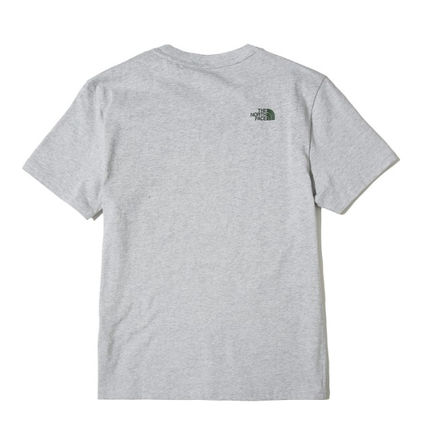 THE NORTH FACE Tシャツ・カットソー 【THE NORTH FACE】RETRO LOGO S/S R/TEE★日本未入荷★19SS(5)