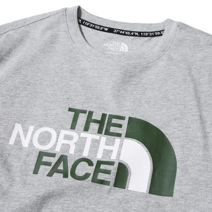THE NORTH FACE Tシャツ・カットソー 【THE NORTH FACE】RETRO LOGO S/S R/TEE★日本未入荷★19SS(6)