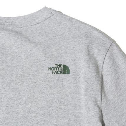 THE NORTH FACE Tシャツ・カットソー 【THE NORTH FACE】RETRO LOGO S/S R/TEE★日本未入荷★19SS(8)