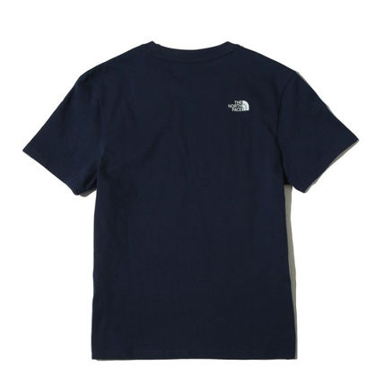 THE NORTH FACE Tシャツ・カットソー 【THE NORTH FACE】RETRO LOGO S/S R/TEE★日本未入荷★19SS(12)
