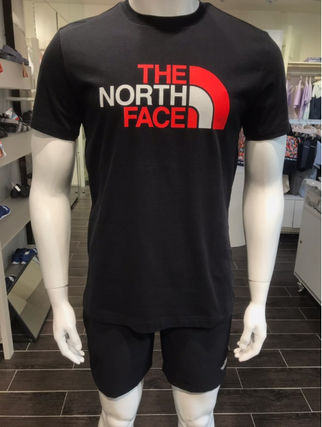 THE NORTH FACE Tシャツ・カットソー 【THE NORTH FACE】RETRO LOGO S/S R/TEE★日本未入荷★19SS(13)