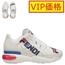 VIP価格 !FENDI LOGO LEATHER SNEAKERS♪