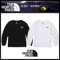 ★関税込★THE NORTH FACE★K'S NUPTSE L/S R/TEE★2色★
