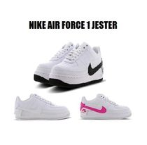 【 NIKE 】AIR FORCE 1 Jester☆白黒ピンク☆