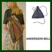 【ANDERSSON BELL】REFLECTIVE CROSSBODY BAG(REFLECTIVE)