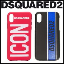 D SQUARED2★ ICON / ロゴ iPhone Xケース