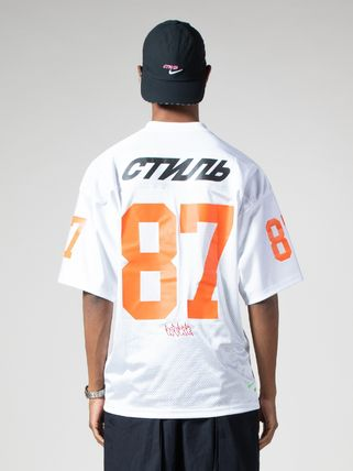 Heron Preston トップスその他 【日本未発売】HERON PRESTON  × NIKE  FOOTBALL JERSEY  WHITE(3)