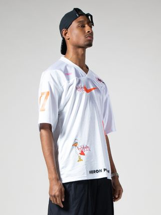 Heron Preston トップスその他 【日本未発売】HERON PRESTON  × NIKE  FOOTBALL JERSEY  WHITE(5)