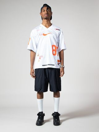 Heron Preston トップスその他 【日本未発売】HERON PRESTON  × NIKE  FOOTBALL JERSEY  WHITE(6)