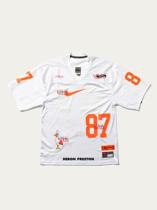 Heron Preston トップスその他 【日本未発売】HERON PRESTON  × NIKE  FOOTBALL JERSEY  WHITE(8)