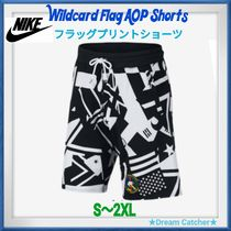 ◆NIKE◆Wildcard Flag AOP Shorts◆フラッグ柄ショートパンツ