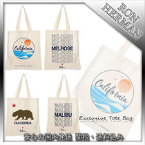 RON HERMAN☆Exclusive Tote Bag トートバッグ