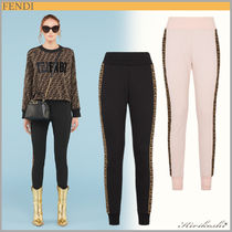 ◆FENDI  19SS◆Fabric tracksuit trousers◆Side band◆2色◆