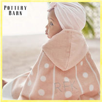 Pottery Barn*The Emily & Meritt Seashell Baby Beach Wrap☆