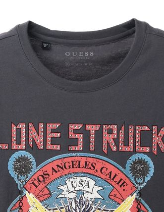 Guess Tシャツ・カットソー ☆人気☆【GUESS】☆GRAPHIC ポイント LOOSEFIT 半袖Tシャツ☆(8)