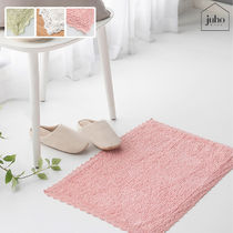 juhoDECO★COLOR LACE FOOT MAT 3カラー 40×60
