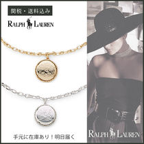 【Ralph Lauren】Crest Pendant Necklace ネックレス 紋章