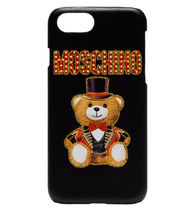関税込・送料込☆Moschino Teddy Circus iPhone 8カバー