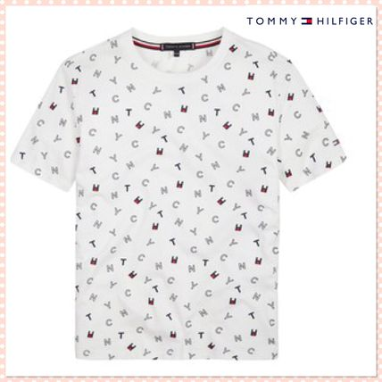 Tommy Hilfiger Tシャツ キッズ コットン☆大人もOK☆