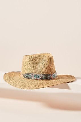 【Anthropologie】新作!Dylan Trimmed Rancherハット