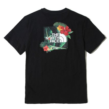 THE NORTH FACE Tシャツ・カットソー 【THE NORTH FACE】★19SS NEW ★  NEW AQUA S/S R/TEE(2)