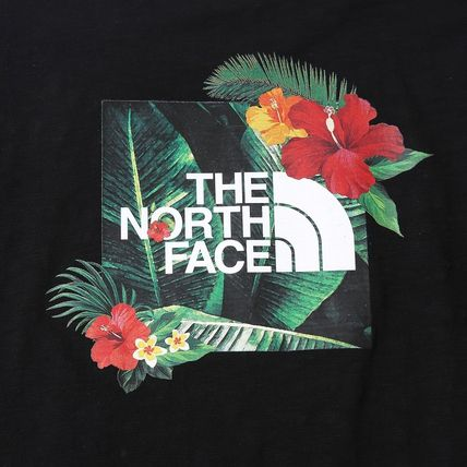 THE NORTH FACE Tシャツ・カットソー 【THE NORTH FACE】★19SS NEW ★  NEW AQUA S/S R/TEE(3)