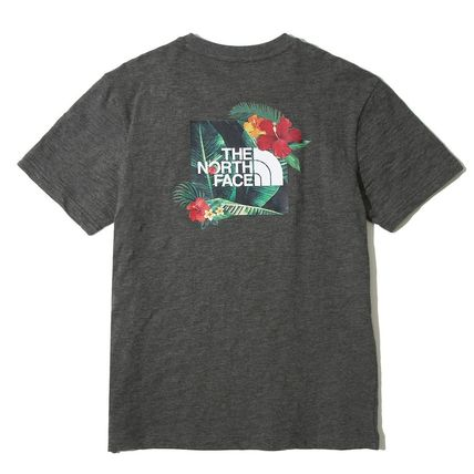 THE NORTH FACE Tシャツ・カットソー 【THE NORTH FACE】★19SS NEW ★  NEW AQUA S/S R/TEE(6)