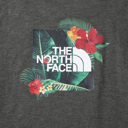 THE NORTH FACE Tシャツ・カットソー 【THE NORTH FACE】★19SS NEW ★  NEW AQUA S/S R/TEE(7)