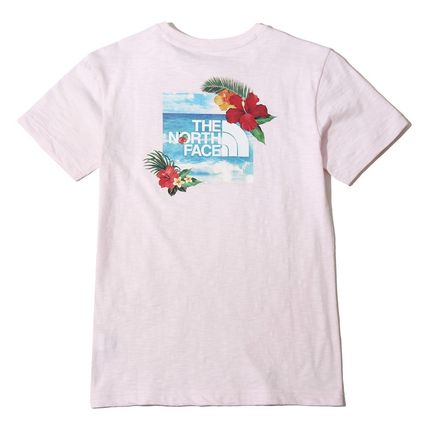 THE NORTH FACE Tシャツ・カットソー 【THE NORTH FACE】★19SS NEW ★  NEW AQUA S/S R/TEE(9)