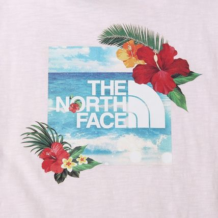 THE NORTH FACE Tシャツ・カットソー 【THE NORTH FACE】★19SS NEW ★  NEW AQUA S/S R/TEE(10)