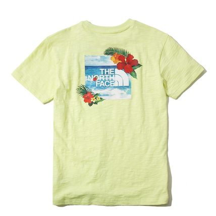 THE NORTH FACE Tシャツ・カットソー 【THE NORTH FACE】★19SS NEW ★  NEW AQUA S/S R/TEE(13)