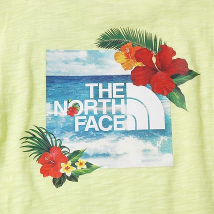 THE NORTH FACE Tシャツ・カットソー 【THE NORTH FACE】★19SS NEW ★  NEW AQUA S/S R/TEE(14)