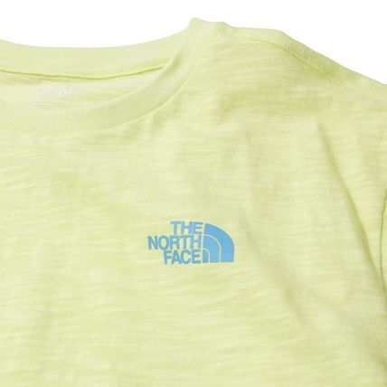 THE NORTH FACE Tシャツ・カットソー 【THE NORTH FACE】★19SS NEW ★  NEW AQUA S/S R/TEE(16)