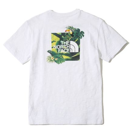 THE NORTH FACE Tシャツ・カットソー 【THE NORTH FACE】★19SS NEW ★  NEW AQUA S/S R/TEE(17)