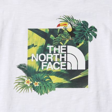 THE NORTH FACE Tシャツ・カットソー 【THE NORTH FACE】★19SS NEW ★  NEW AQUA S/S R/TEE(18)