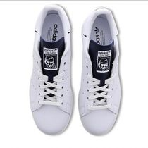 【英国発】adidas ☆スタンスミス☆Stan Smith White-White-Blue