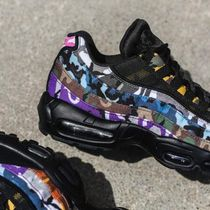 NIKE AIR MAX 95 ERDL PARTY BLACK/MULTI CAMO AR4473-001