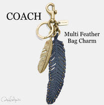 4a714321a152 【Coach】MultiFeather BagCharmマルチ フェザー バッグチャーム
